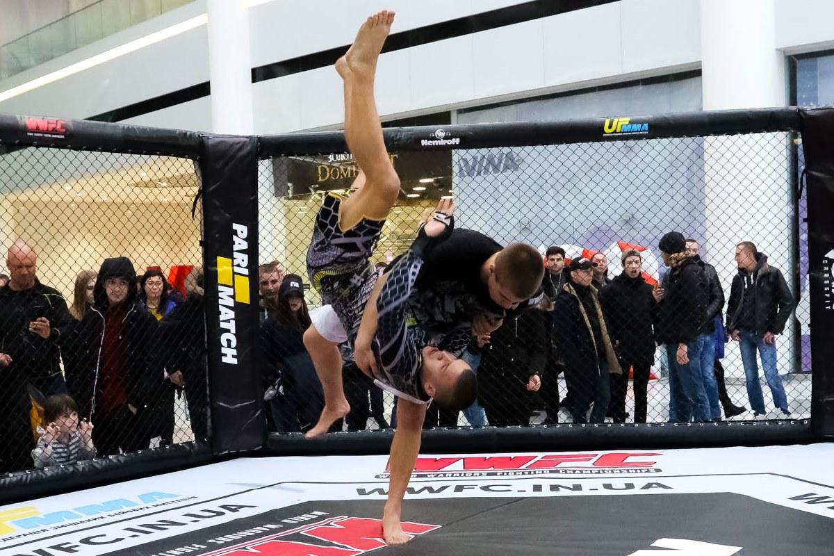 Сергей Спивак будет защищать чемпионский титул WWFC втяжёлой весовой категории