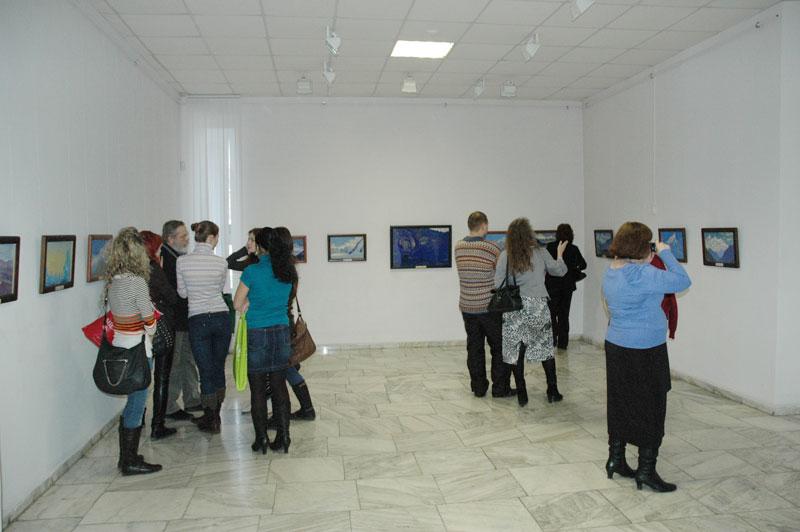 В Киеве представит свою выставку художник Виталий Гудко
