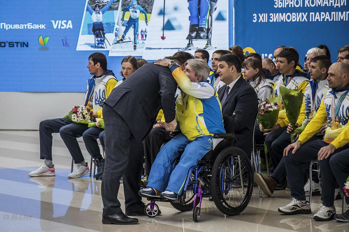 Сборная привезла рекордное для Украины за 12 лет количество медалей
