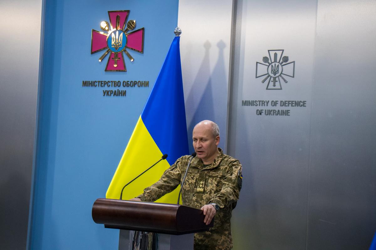 Также он рассказал о нововведениях для офицеров и службе генералов