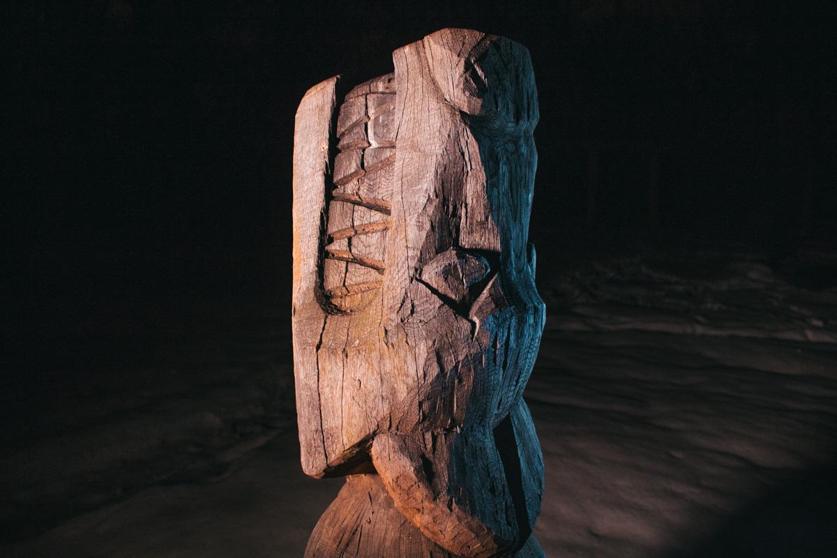 В представлениях древних славян Перун оборачивался волком