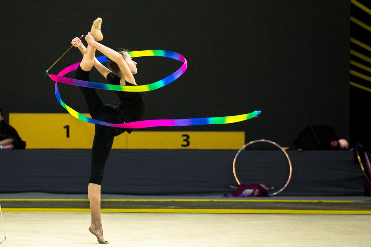 Зрителей ожидают индивидуальные и групповые программы спортсменок