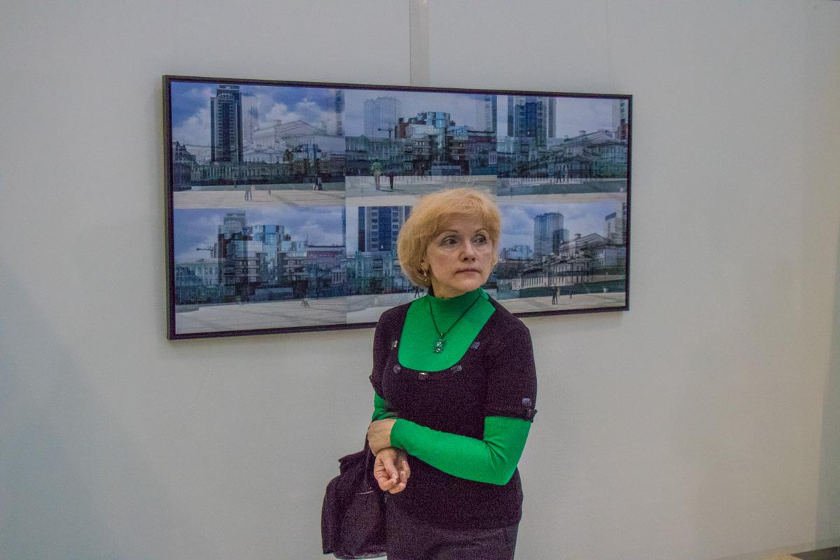 Цель выставки - дать возможность киевлянам посмотреть на родной город другими глазами