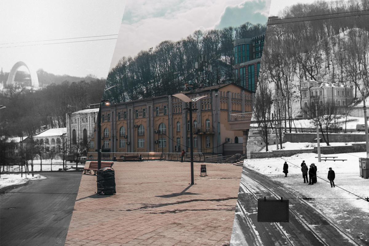 Подол – старейший район Киева