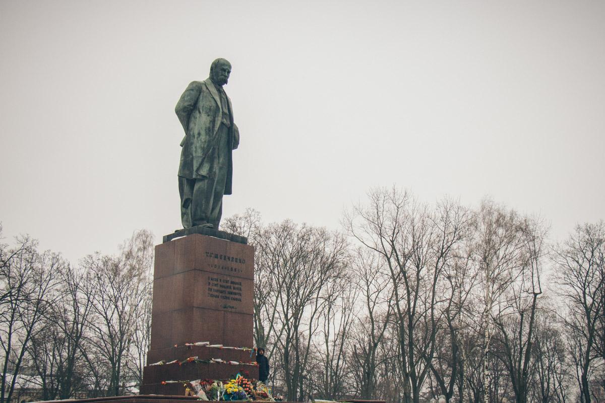 Сегодня отмечают 204-ю годовщину со дня рождения Тараса Шевченко