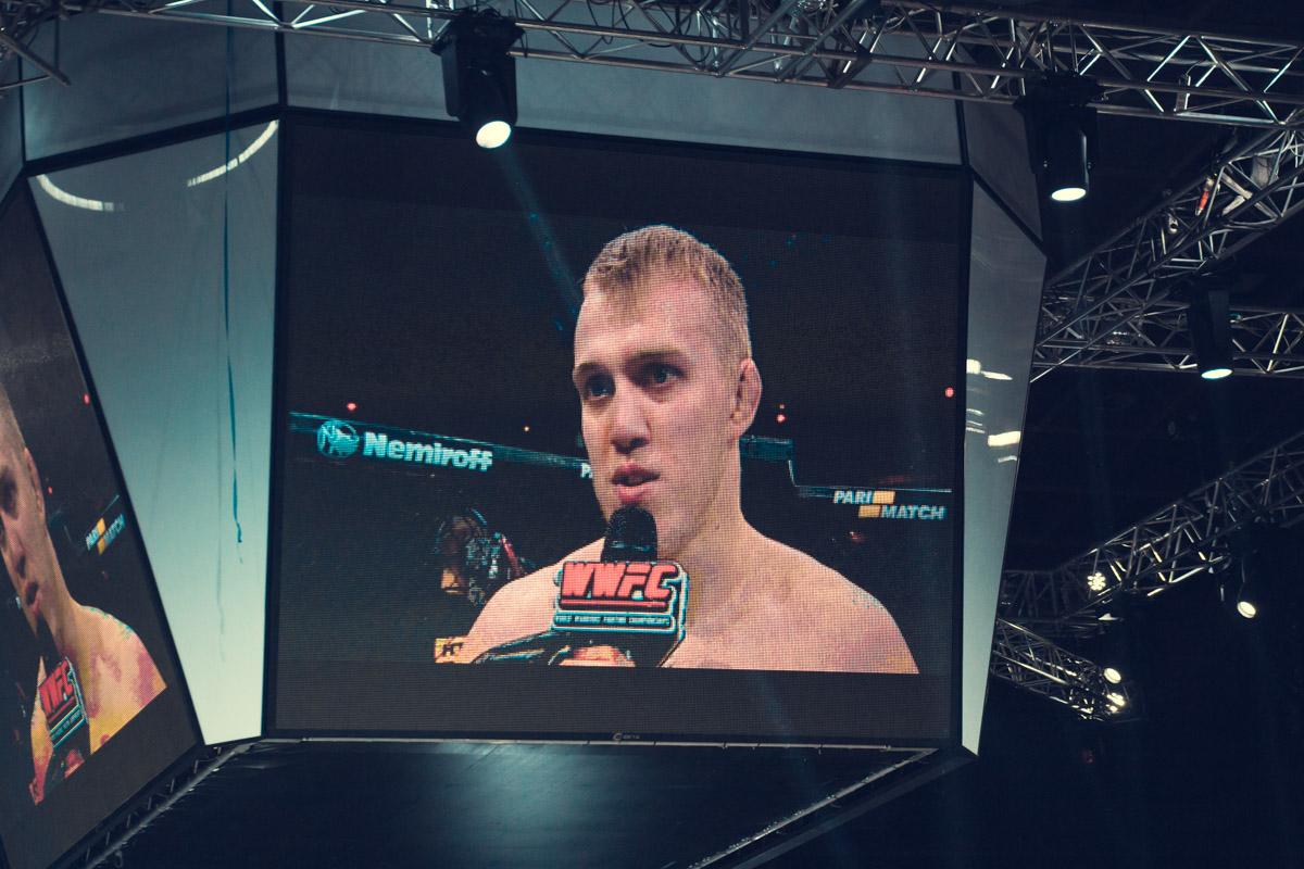 Спивак одержал победу над хорватом в первом раунде и стал чемпионом мира