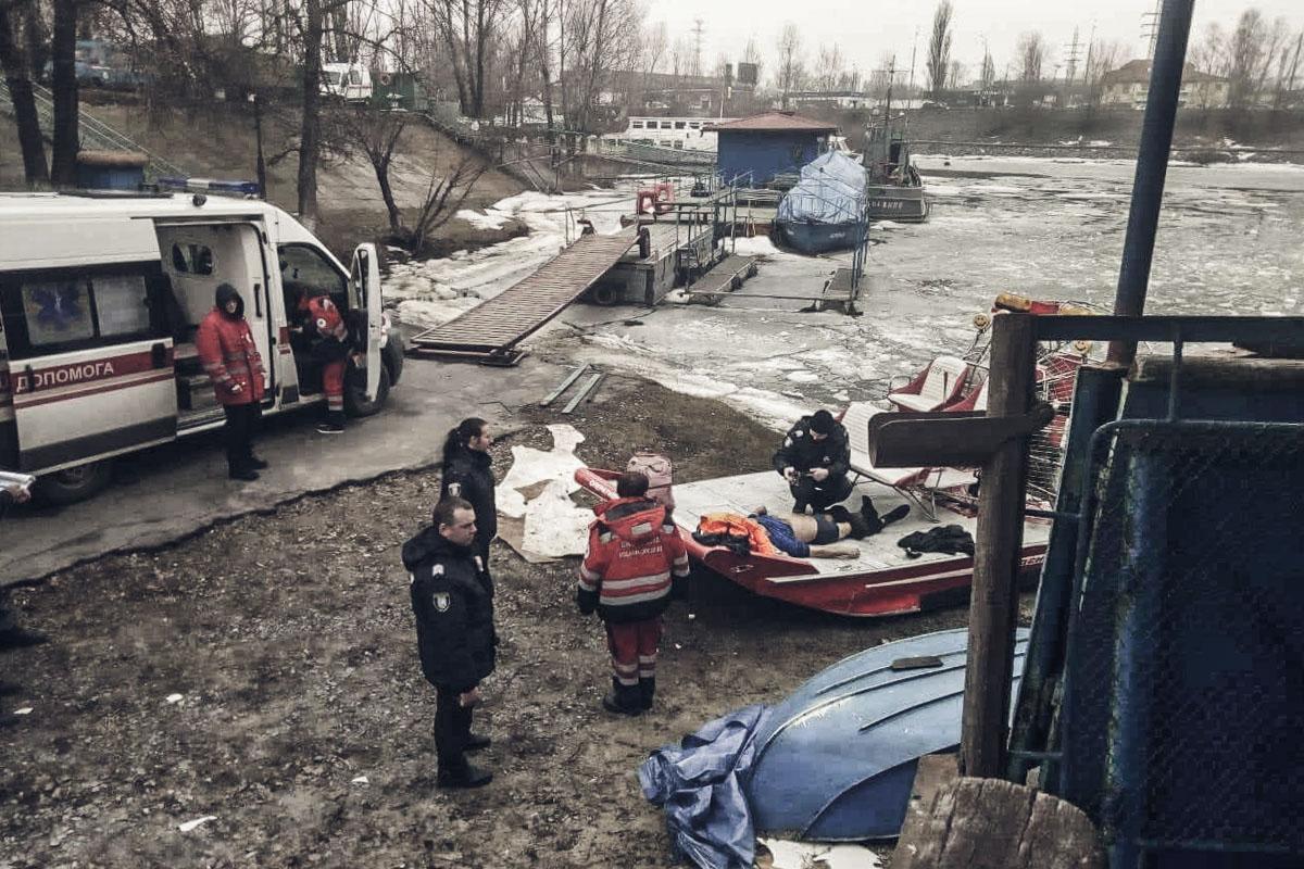 Спасатели прибыли на место происшествия спустя 3 минуты