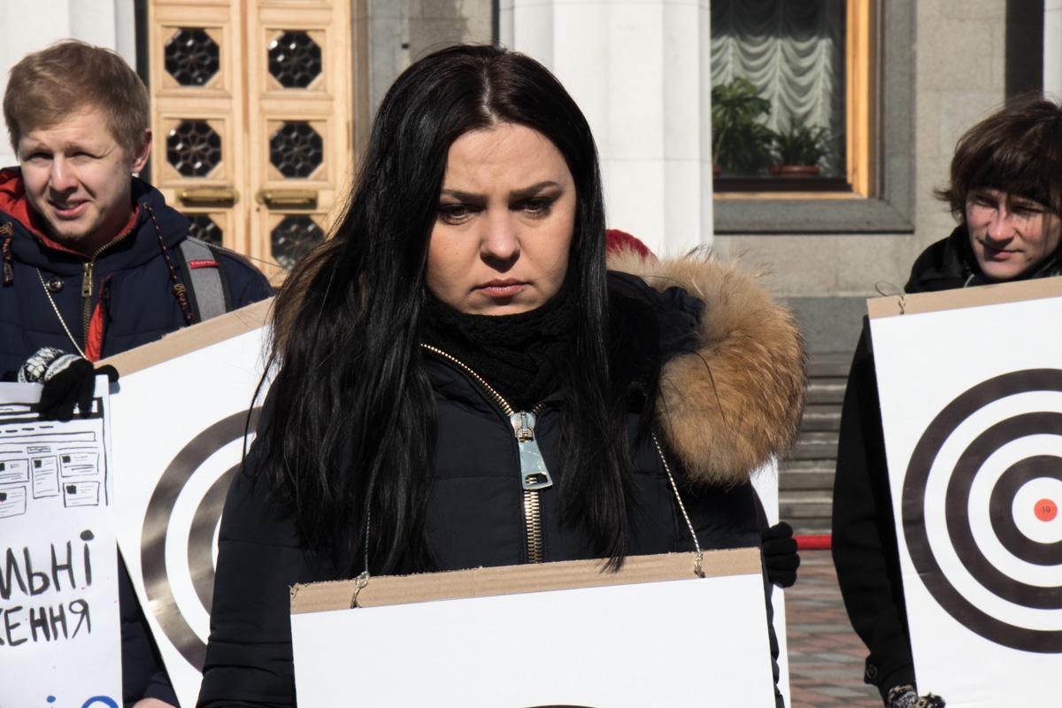 Татьяна Печончик отметила, что введя декларирование, власти объявили сезон охоты на тех, кто борется с коррупцией