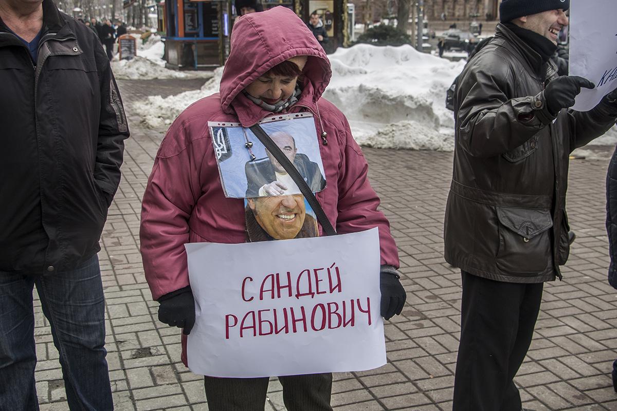 Сравнивают Рабиновича украинским проповедником Сандей Аделаджа