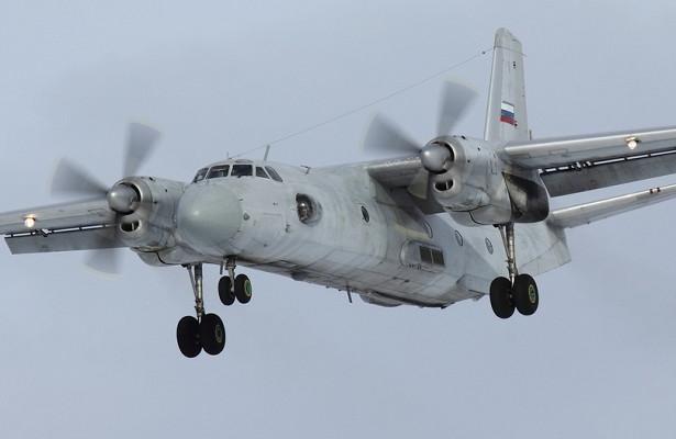 Ан-26 разбился при заходе на посадку на аэродроме Хмеймим