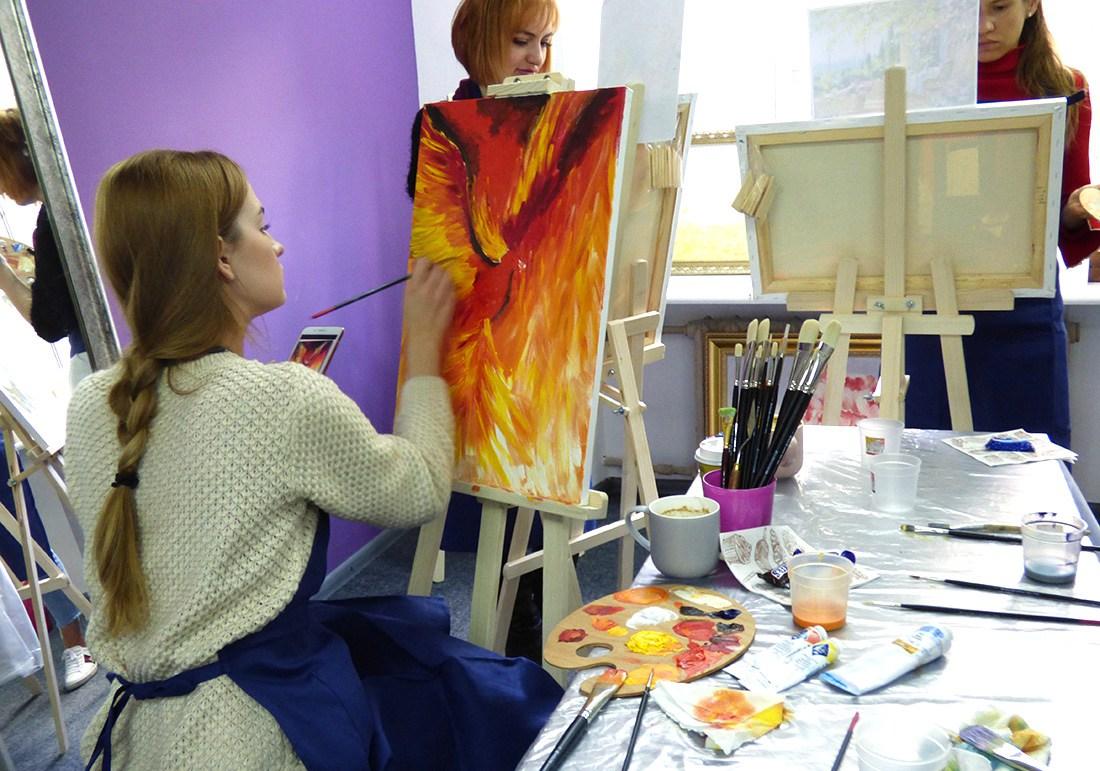 Опытные преподаватели-художники пошагово расскажут и покажут «что » и «как» рисовать