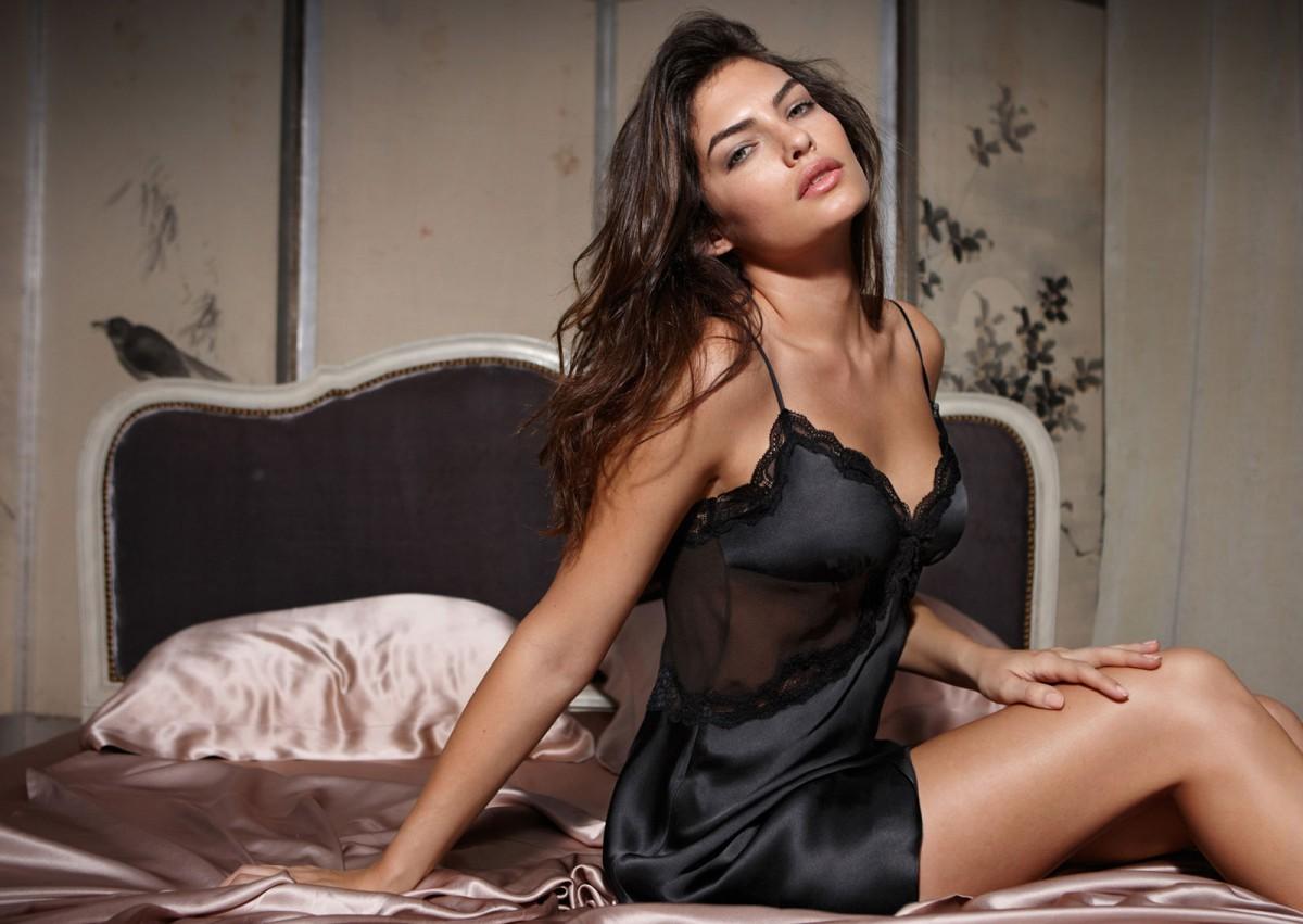 Красивое сексуальное белье - это не только подарок девушке, но и вам