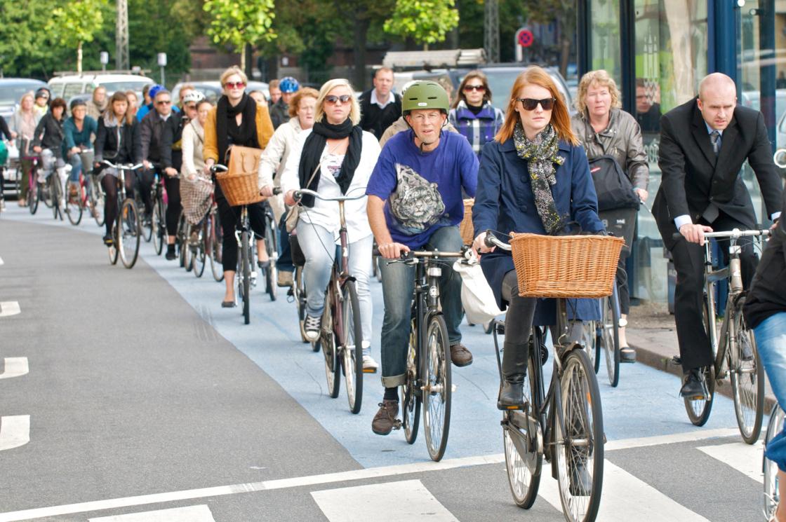 Велосипеды, как часть жизни, как способ передвижения