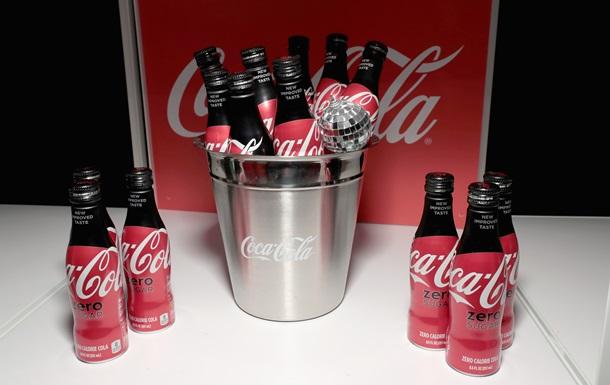 Coca-Cola впервые в истории будет выпускать алкогольные напитки