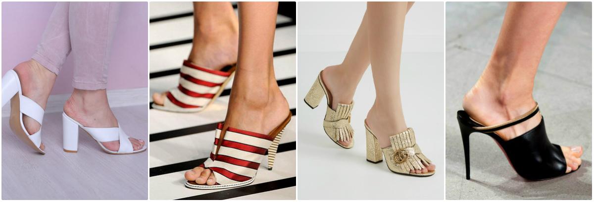 А из обуви стоит остановить свой выбор на мюли