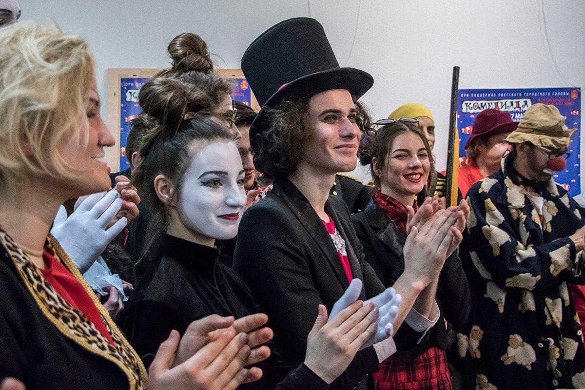Это будет восьмой международный фестиваль клоунов