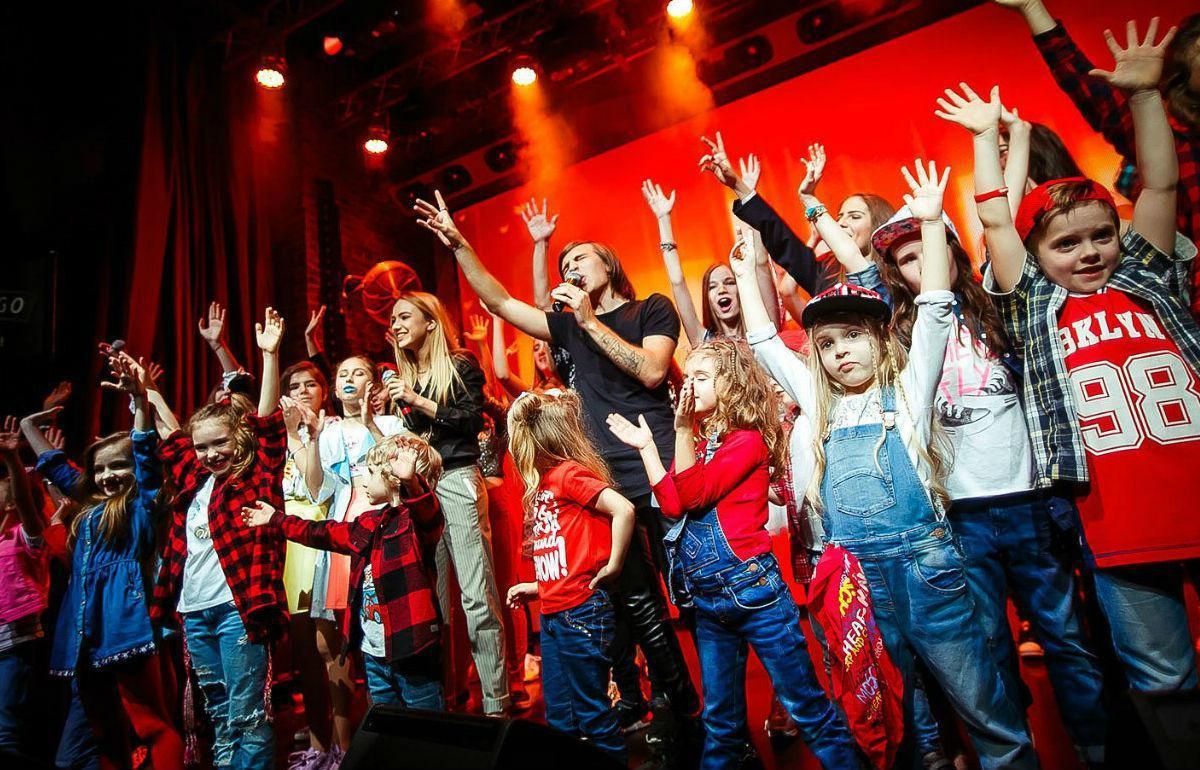 Финалисты разных детских талант-шоу выступят в одном концерте