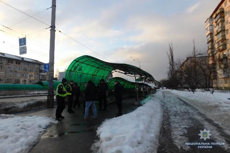 Грабителями оказались 35-летний киевлянин и 25-летний житель Запорожской области