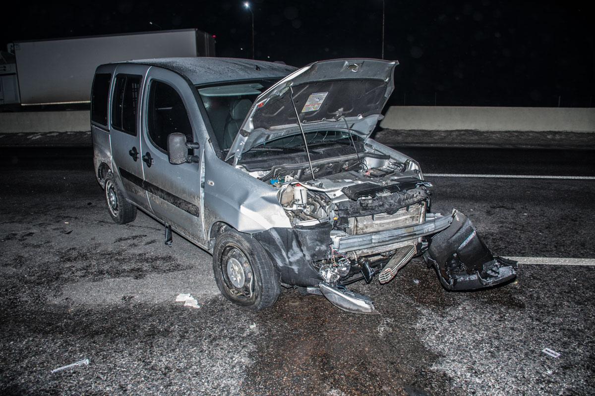 Владелец авто был сильно пьян
