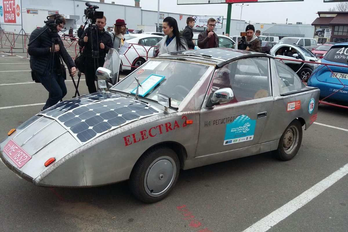 Электра-2