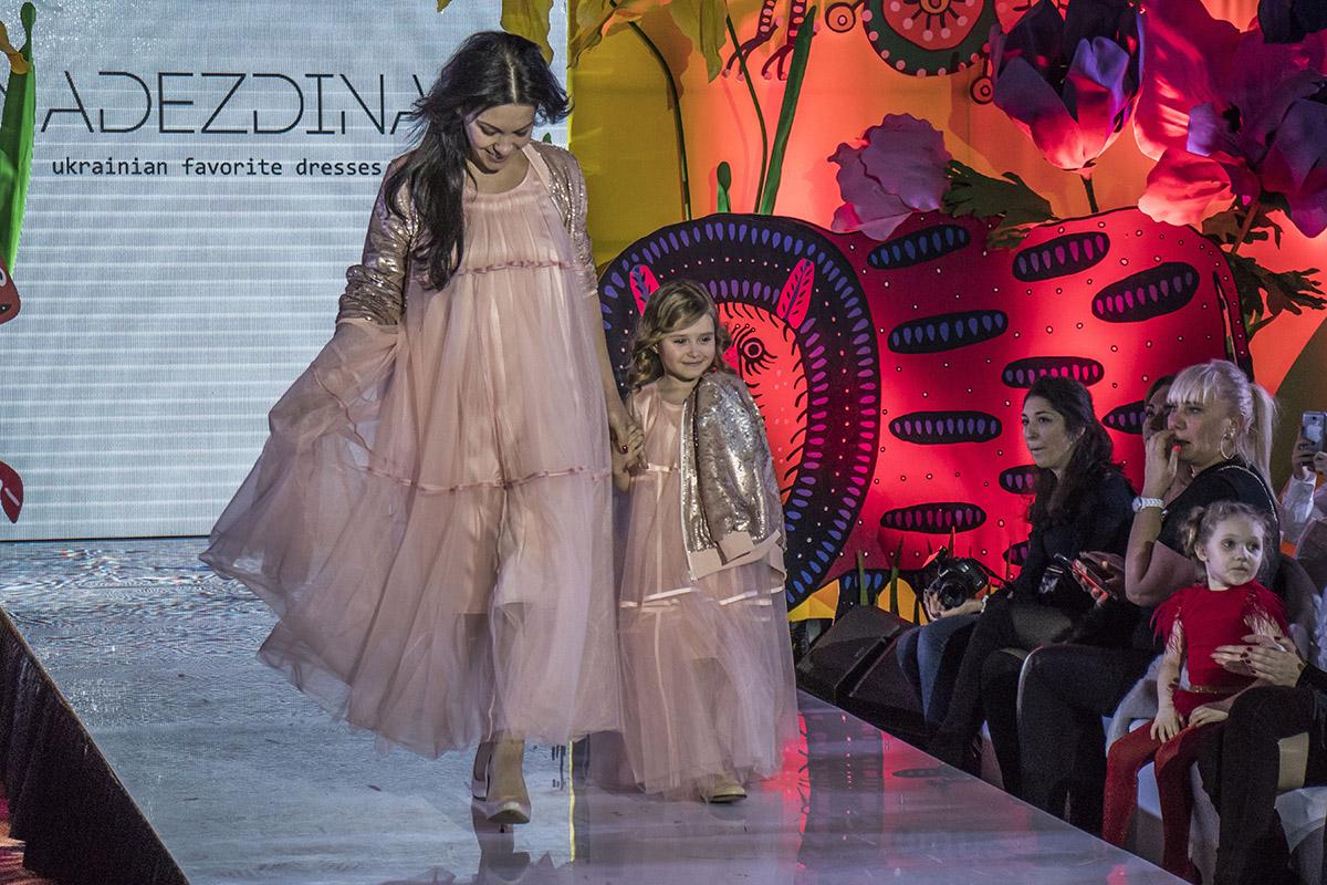 Европейская мода приходит и в Украину