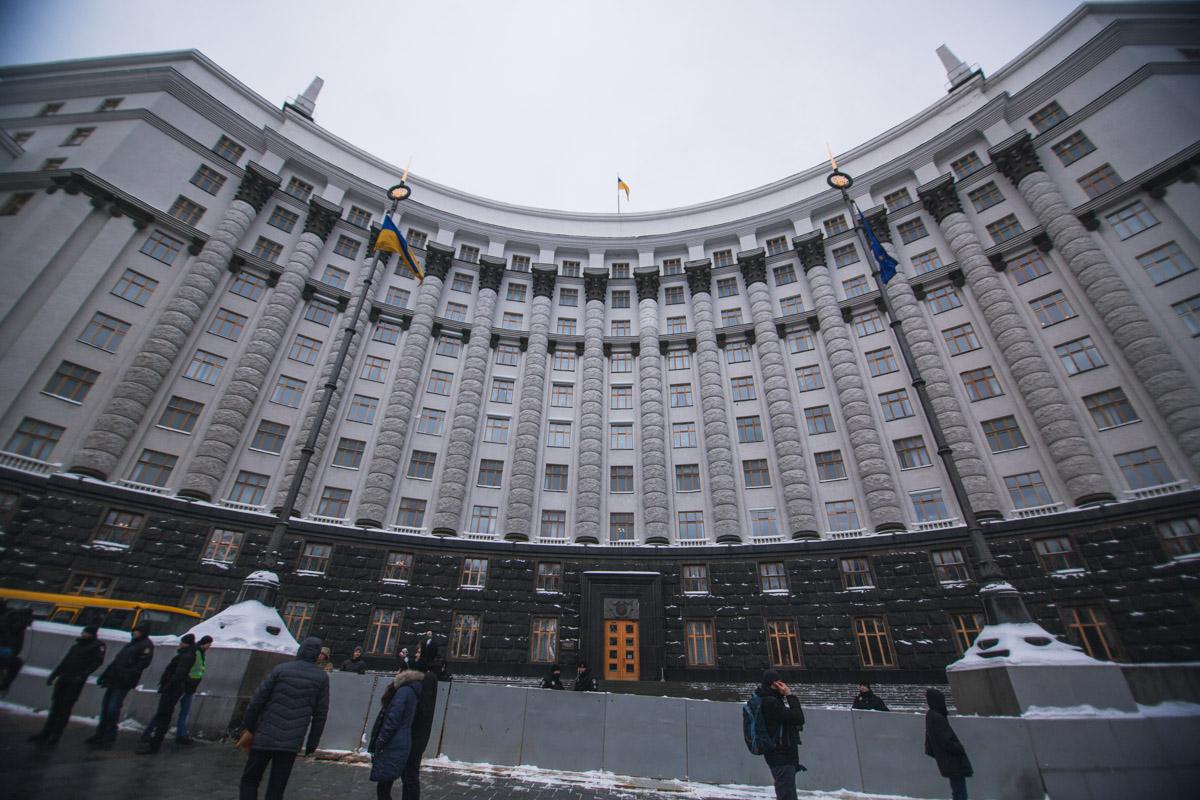 В Киеве прошла Всеукраинская акция протеста работников сельского хозяйства
