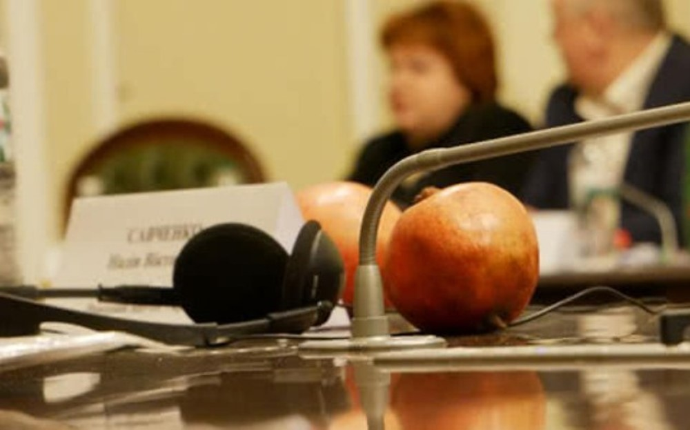 ВШевченковский райсуд столицы Украины поступило ходатайство наарест Савченко