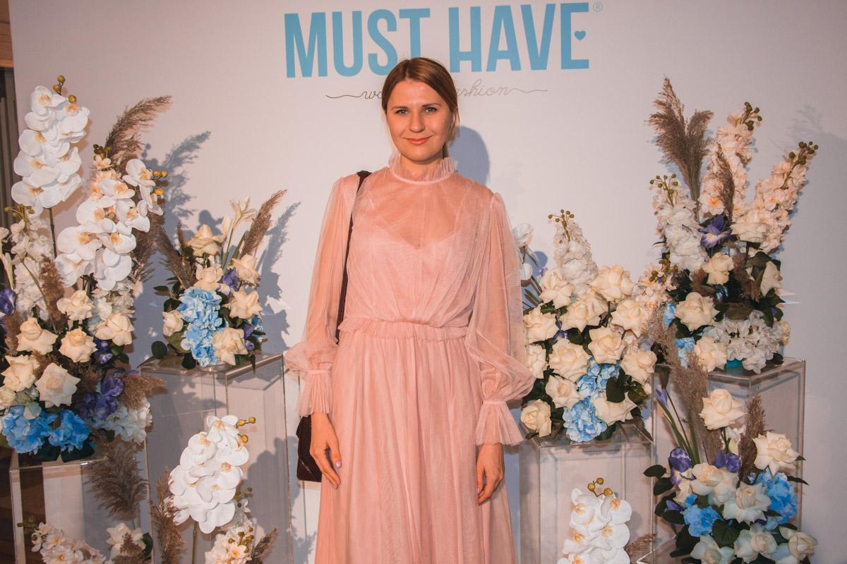 Новое платье украинского бренда из новой весенней коллекции