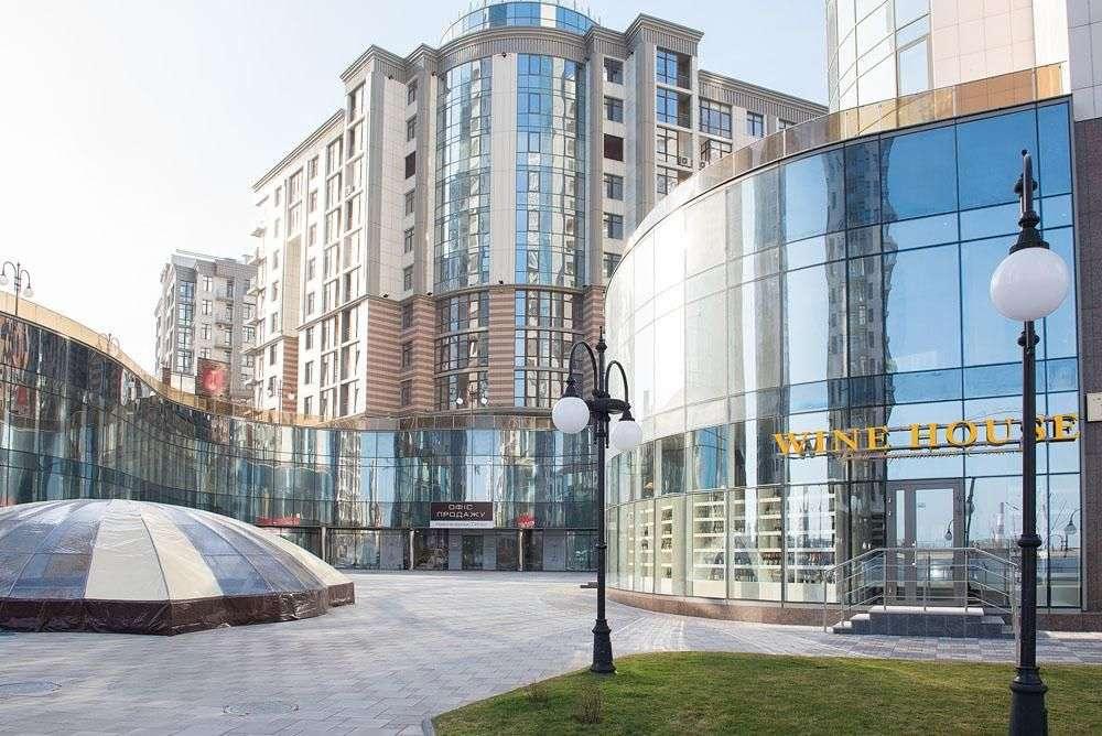 В Киеве комфортабельные спальные микрорайоны