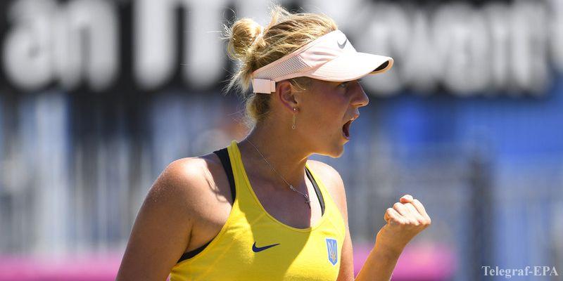 Марта Костюк с победы стартовала на турнире в Китае