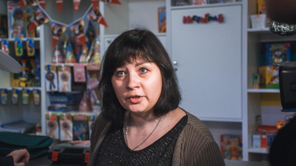 Директор детской комнаты Оробец Лариса рассказала о ситуации с пожаробезопасностью