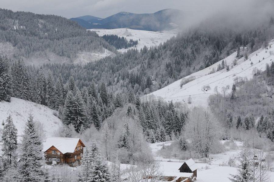 В горах ожидается третий уровень лавинной опасности