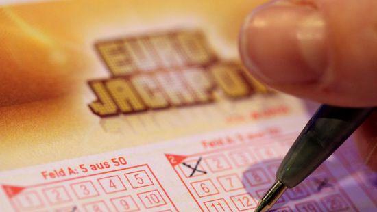 Немец сорвал сказочный лотерейный джекпот