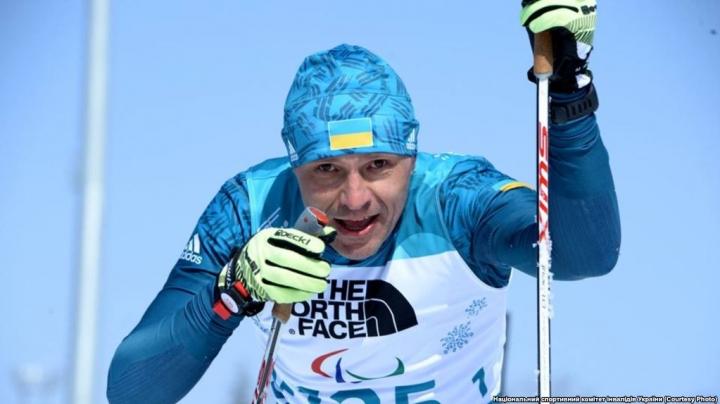 Биатлонист Виталий Лукьяненко завоевал шестое золото Украины