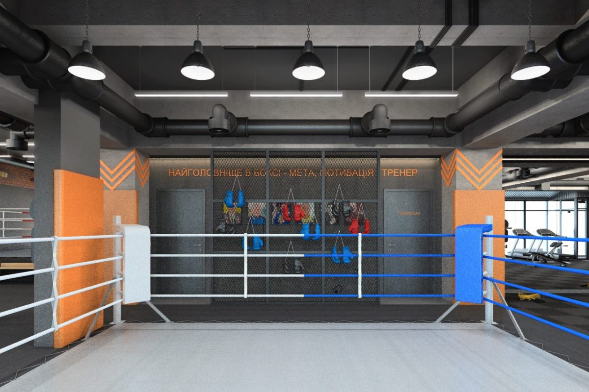 Здесь будут оттачивать свои навыки юные боксеры