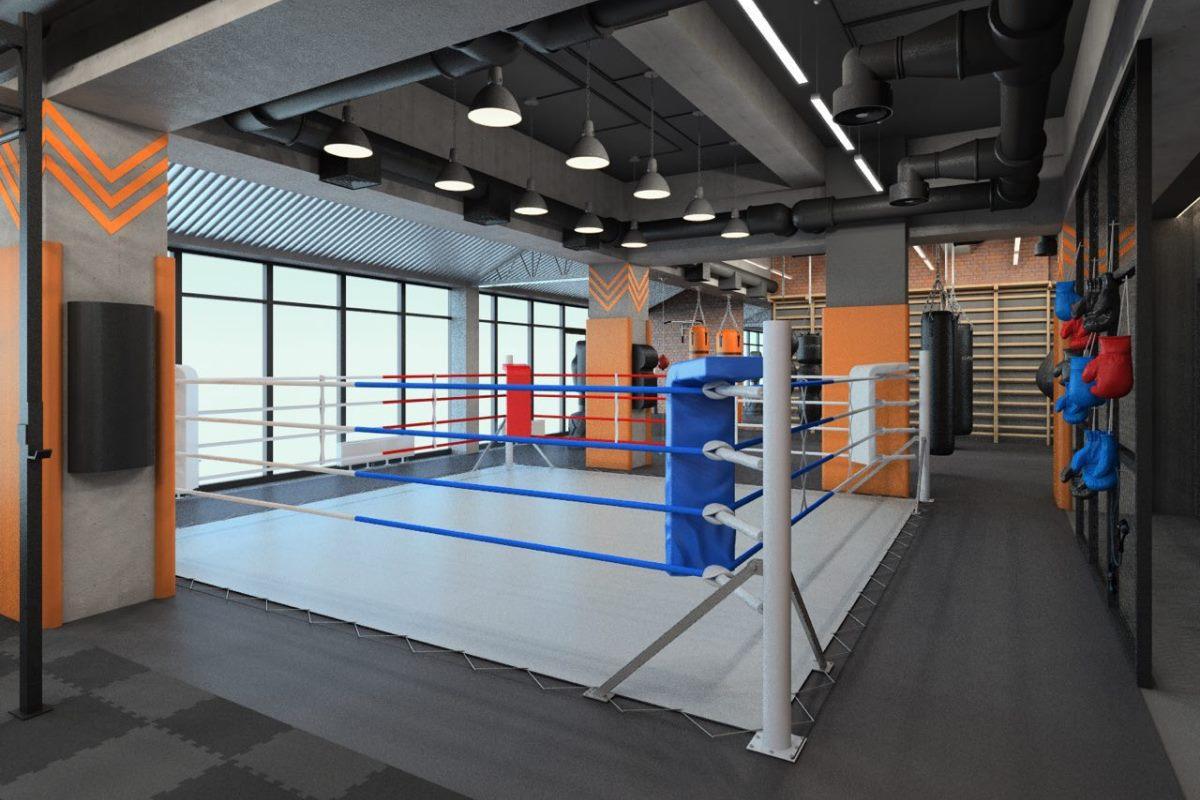 Общая площадь зала - 400 квадратных метров