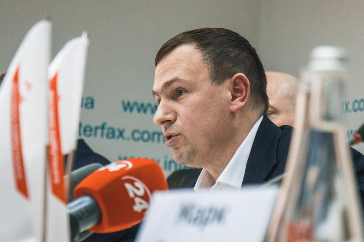 Владимир Поперешнюк, совладелец компании.