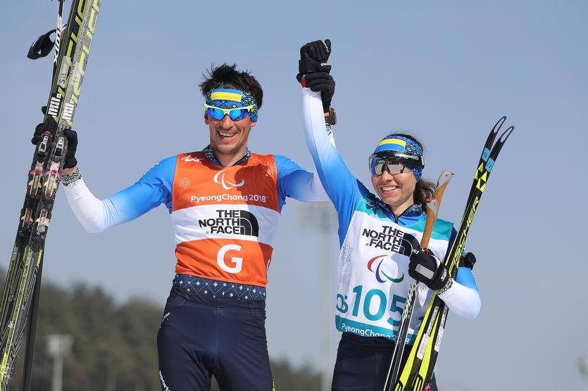 Оксана Шишкова – паралимпийская чемпионка Пхенчхана