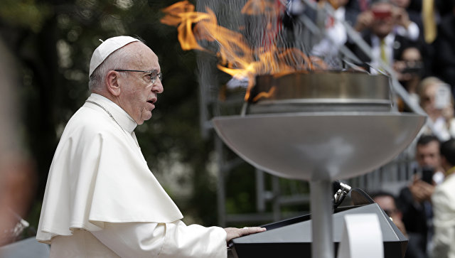 """Папа римский лишил сана девять монахов, """"изгонявших бесов"""""""
