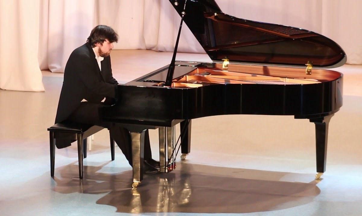 Дмитрий Онищенко - легендарный пианист