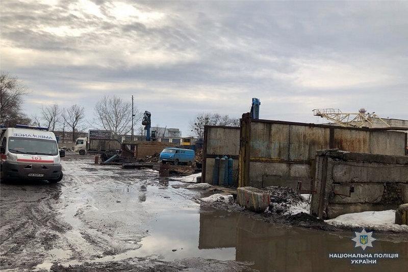 Тело девочки выбросили по адресу: улица Теремковская, 3