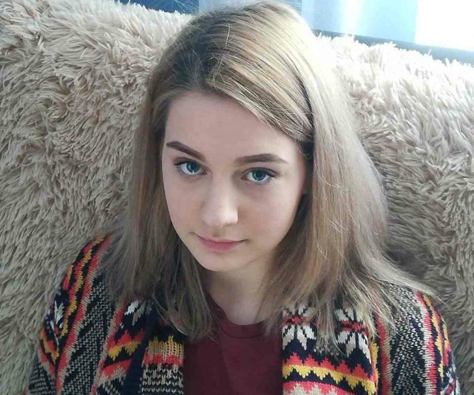 В Киеве разыскивают 15-летнюю Софию