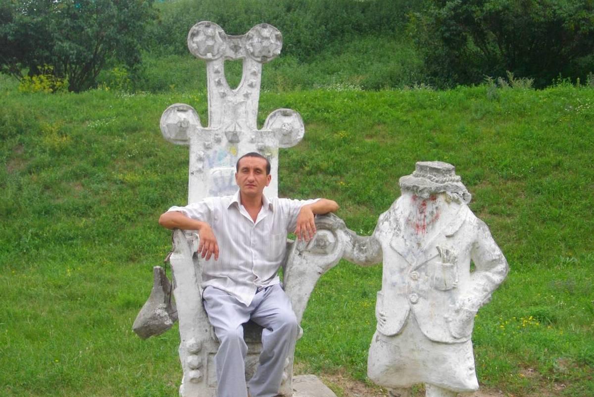 В Киеве разыскивают 44-летнего Дмитрия Романенко