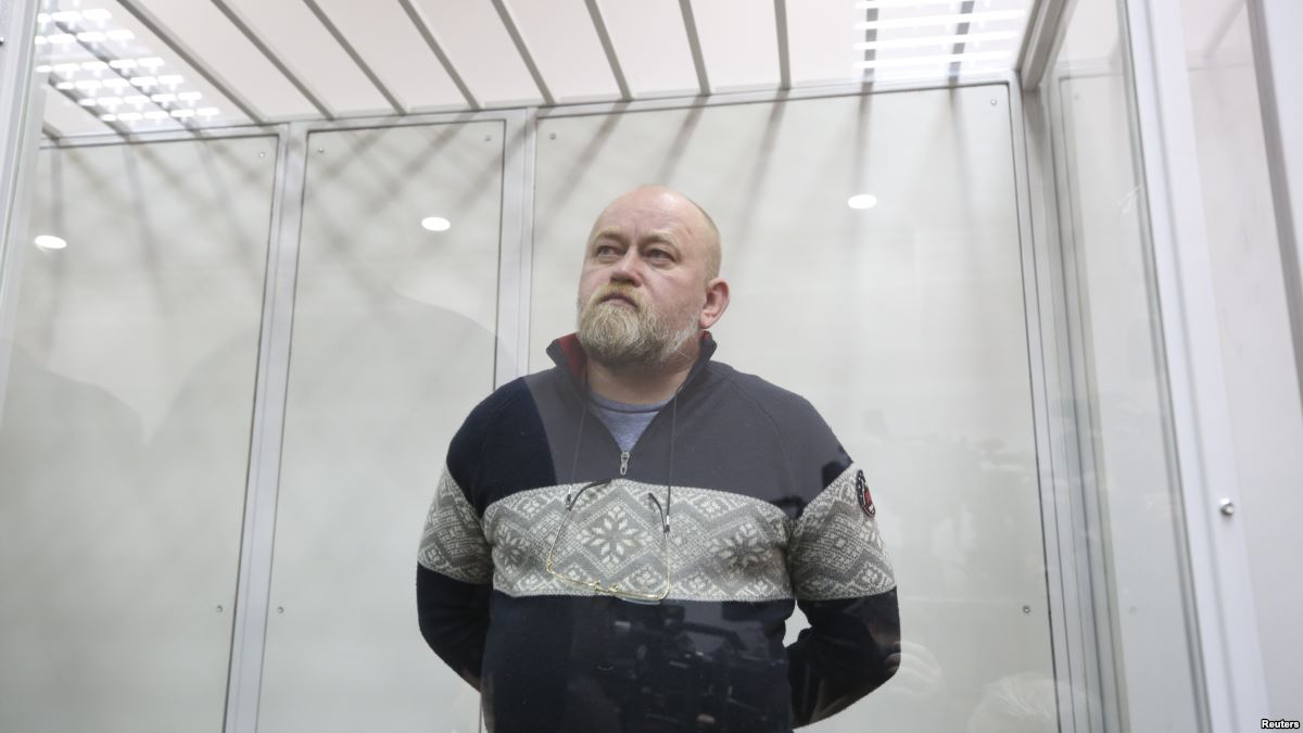 ВКиеве надва месяца арестовали Надежду Савченко