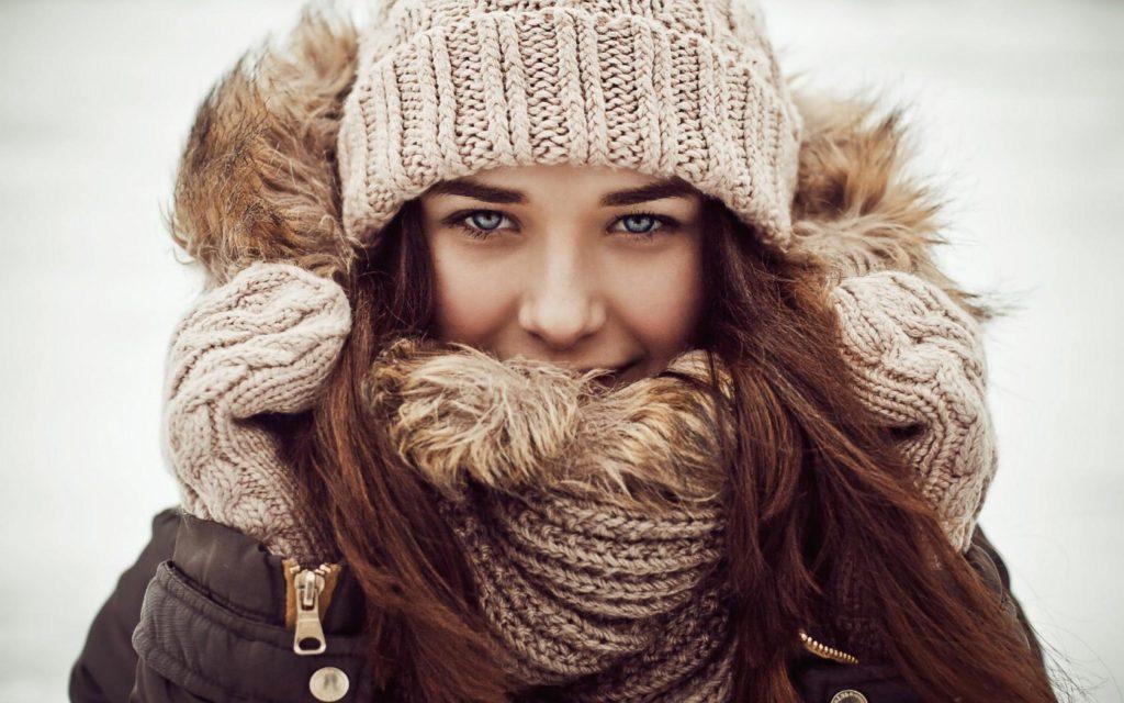 Очень помогает не замерзнуть и согреться - дышать носом и расслабиться