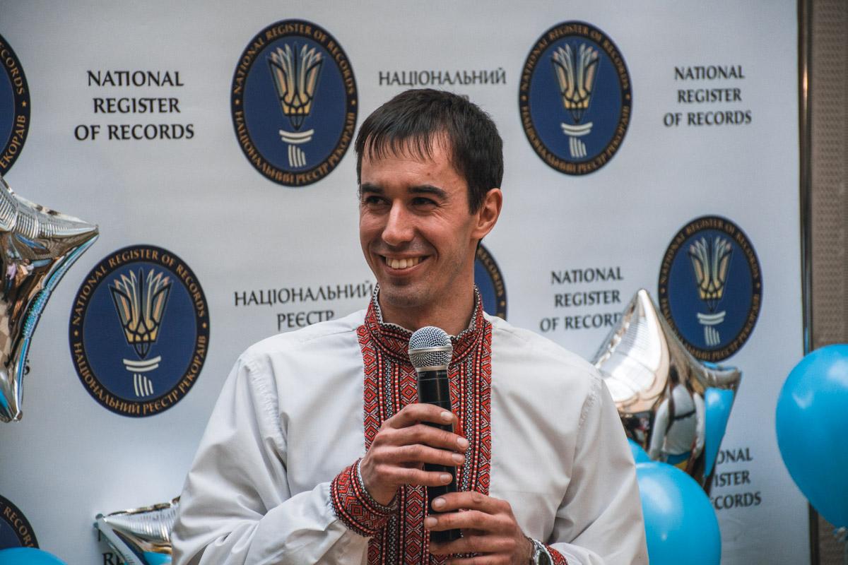 Богдан Сенчуков - создатель инструментов