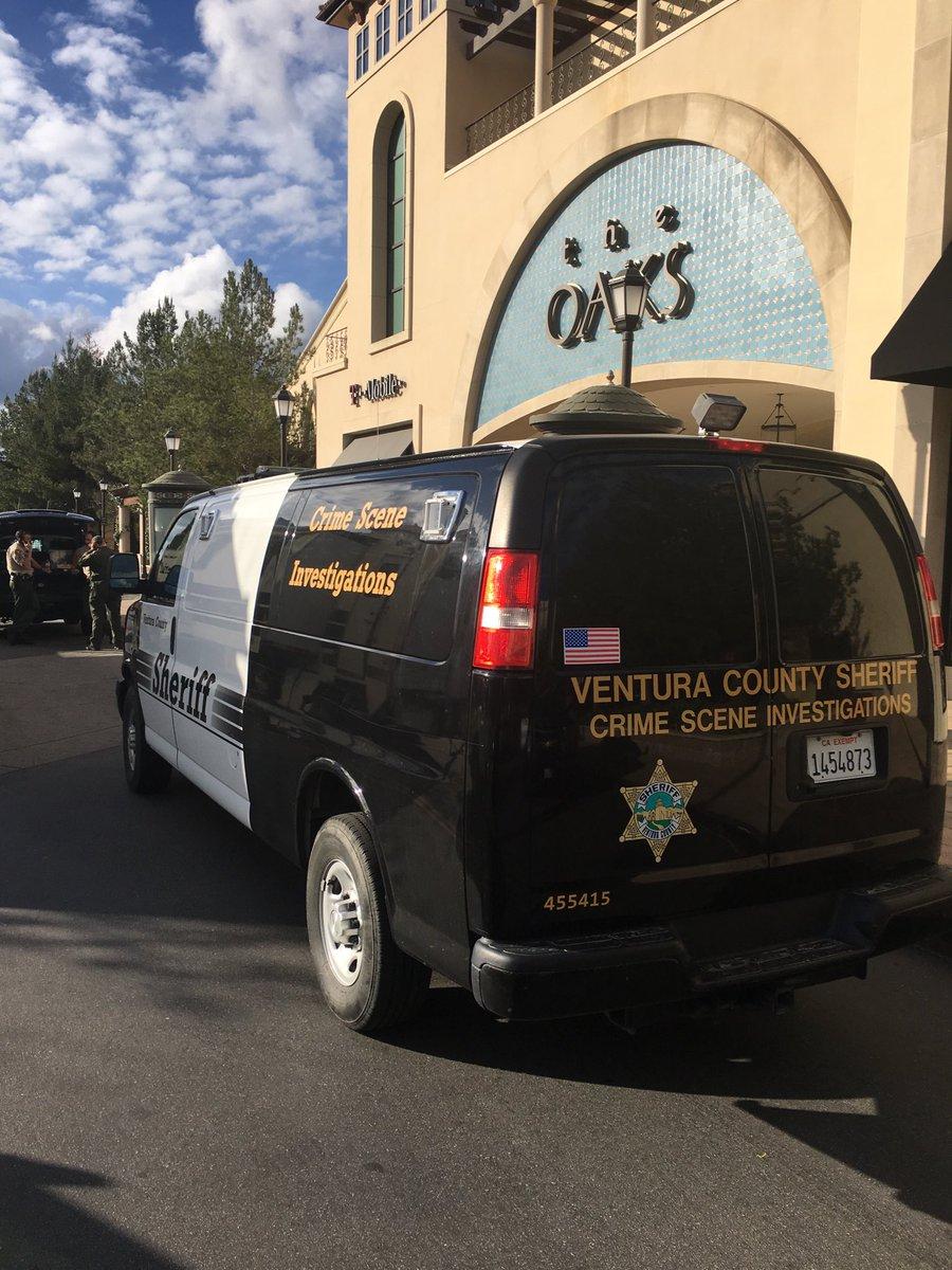 В торговом центре Калифорнии мужчина застрели бывшую жену