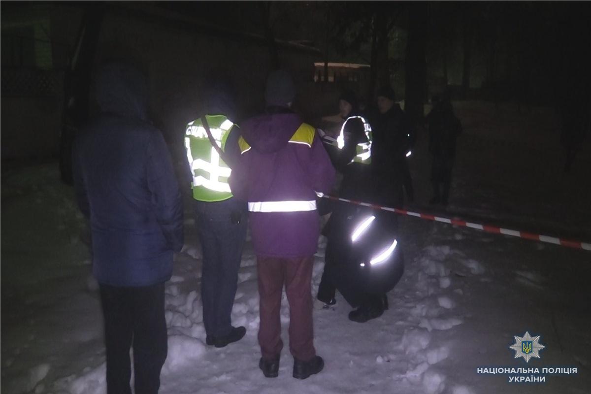 Убийство произошло в Святошинском районе