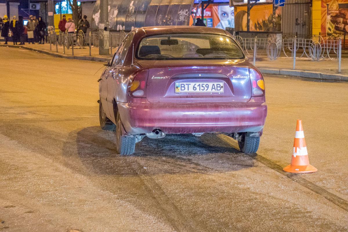 До пешеходного перехода пострадавший не дошел 20 метров