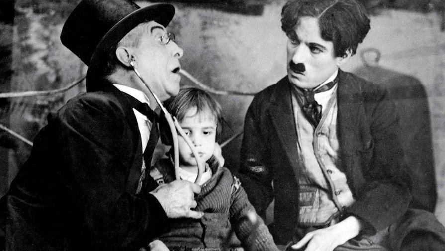 В Киеве покажут немое кино Чаплина